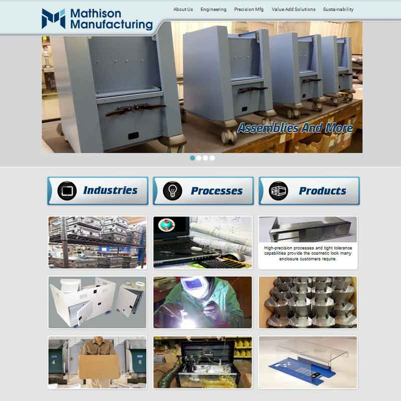 Mathison Manufacturing, Inc.