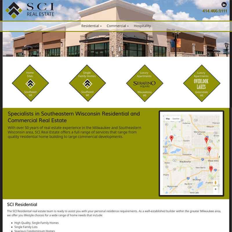 SCI Real Estate