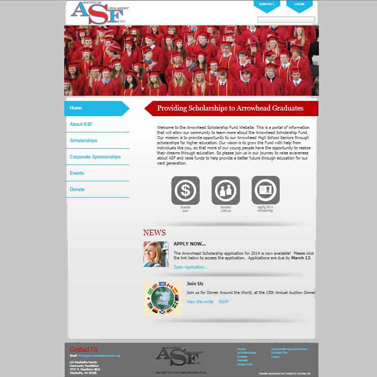 Arrowhead Scholarship Fund