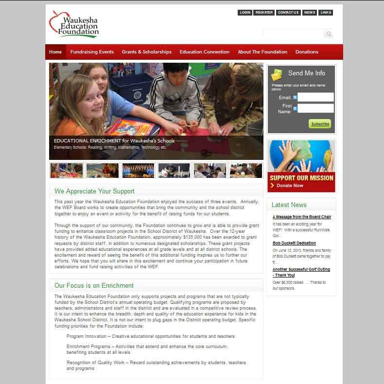 Waukesha Education Foundation