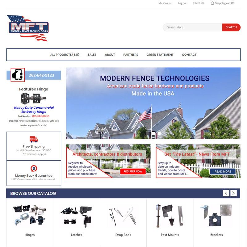 Modern Fence Technologies