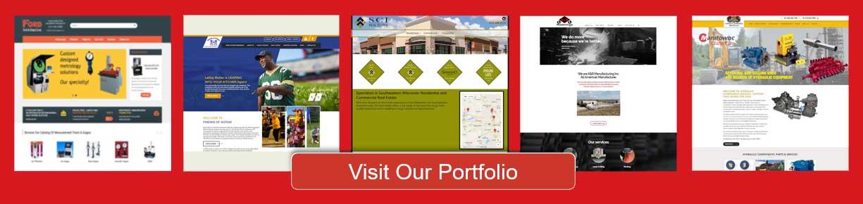 Link to Comstar's web portfolio